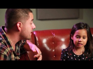 Jorge & Alexa Narvaez - Next To You (Chris Brown feat. Justin Bieber Acoustic Cover)