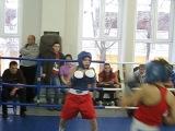 Бокс в г. Коломна Владимир Козлов 25 декабря 2010 (1 раунд)
